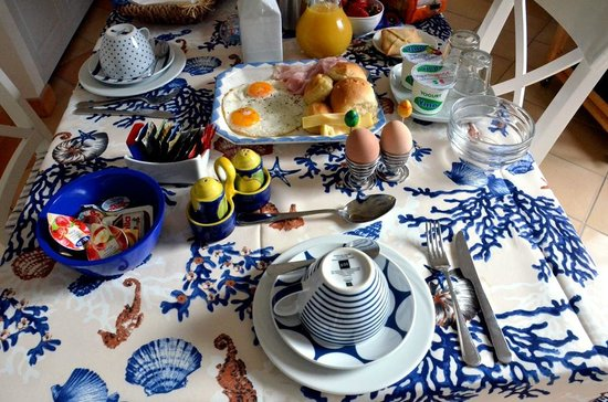 Gocce di Limone B&B Sorrento: Breakfast