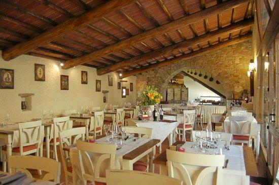Hotel Belvedere Di San Leonino: Ristorante