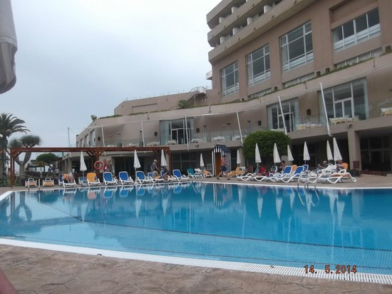 Iberostar Bouganville Playa: pool