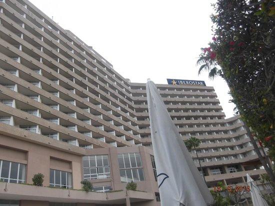 Iberostar Bouganville Playa: hotel