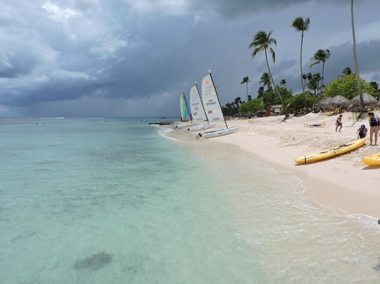 Viva Wyndham Dominicus Palace: Playa del Palace