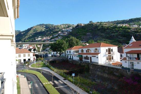 Vila Galé Santa Cruz : вид с балкона 1