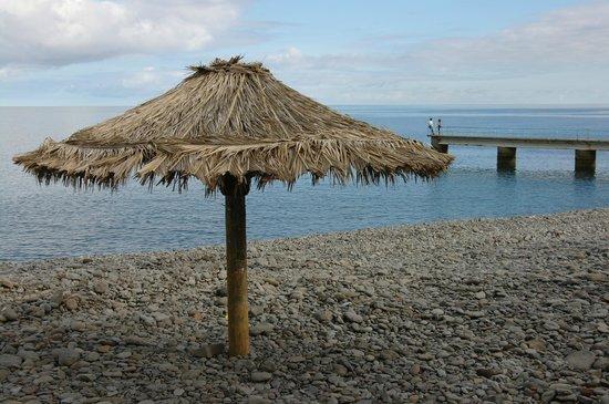 Vila Galé Santa Cruz : пляж