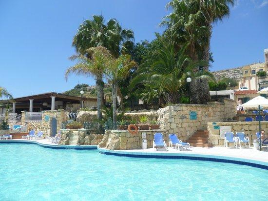 Porto Azzurro : The open air pool