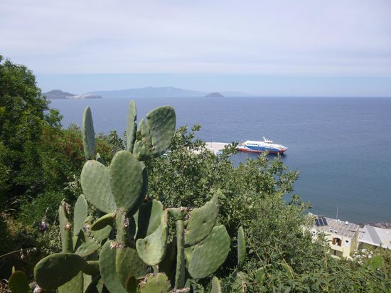Sheraton Rhodes Resort : DODECANISOS EXPRESS NISIROS