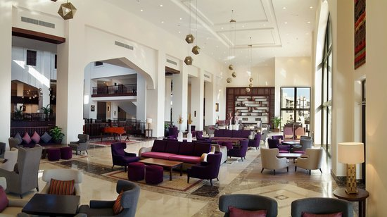 Steigenberger Aqua Magic: Lobby Lounge