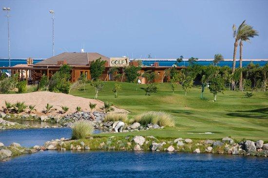 Steigenberger Aqua Magic: Golf Course