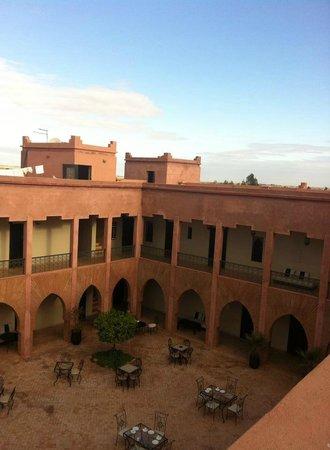 Kasbah Caracalla: Vue de la chambre