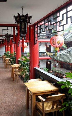 Wenjun Mansion Hotel: Wenjun hotel