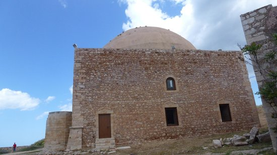 The Venetian Fortezza: the Mosque