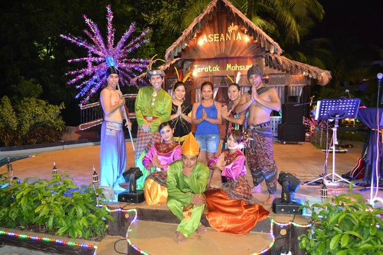 Aseania Resort & Spa Langkawi Island: The Entertainment
