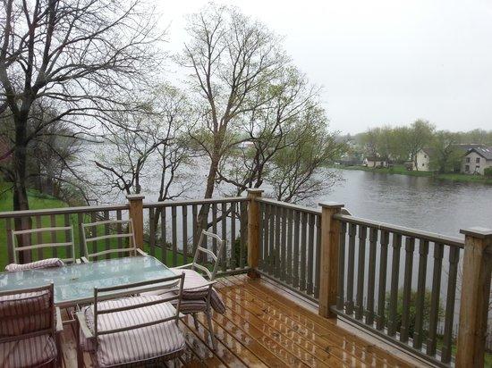 Almonte Riverside Inn: la rivière