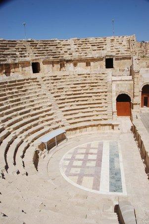 InterContinental Amman: Roman Theater at Jerash