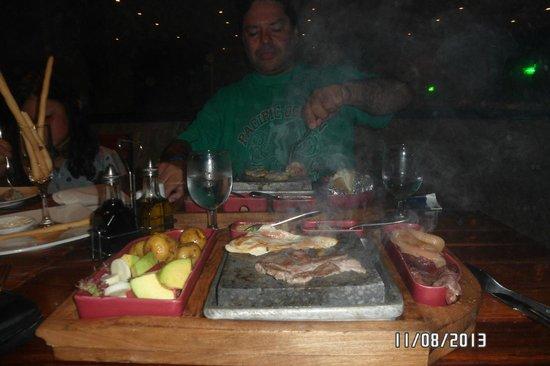 Estelar Santamar Hotel & Convention Center: Birthday dinner