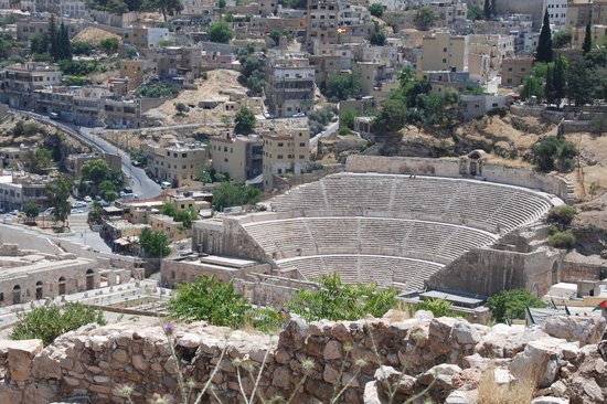 InterContinental Amman : Roman theater at Amman