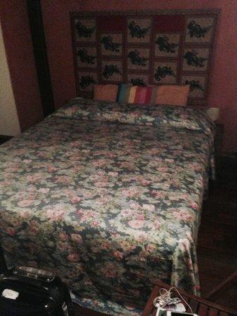 La Casa di Piero al Vaticano: Bed 2