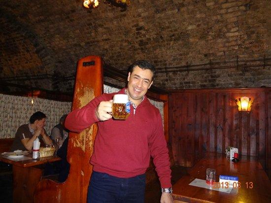 Esterhazykeller : Cerveja deliciosa