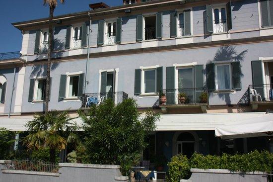 Hotel Due Palme: Vue de l'Hôtel