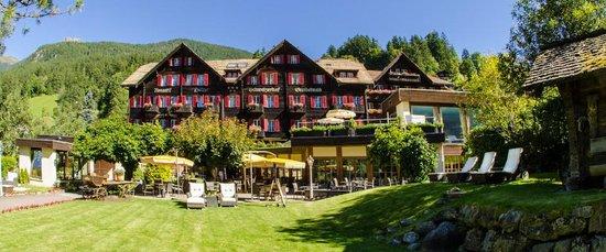 Romantik Hotel Schweizerhof: Hotel