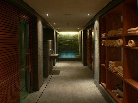 Romantik Hotel Schweizerhof : SPA