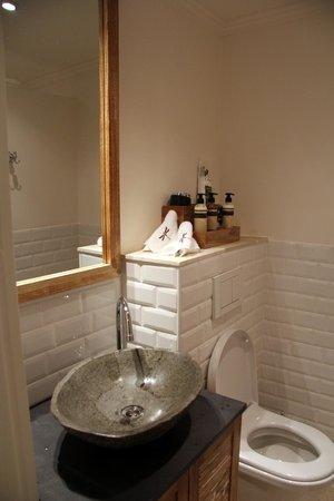 Babette Guldsmeden - Guldsmeden Hotels : Ванная