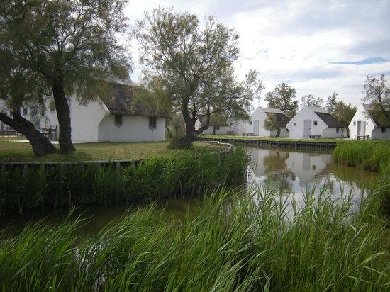 L'Auberge Cavaliere Du Pont Des Bannes: cabane gardian