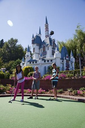 Abbotsford Hotel: Bring the family ...entertainment at Fun Castle Park.