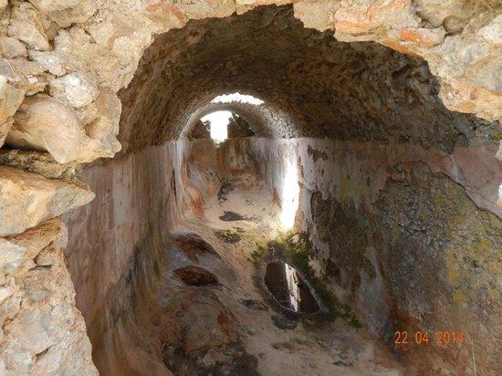 Castle of Geraki: Tower
