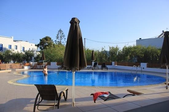 Anna Studios: la piscine
