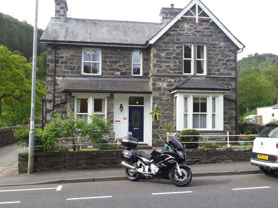 Bod Gwynedd Bed & Breakfast: lovely place