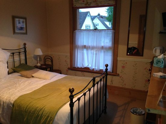 Wyndham Park Lodge: My room