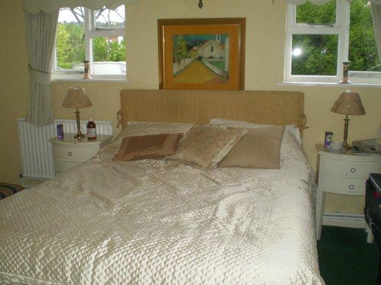 The Lion Hotel & Restaurant: bedroom room 1