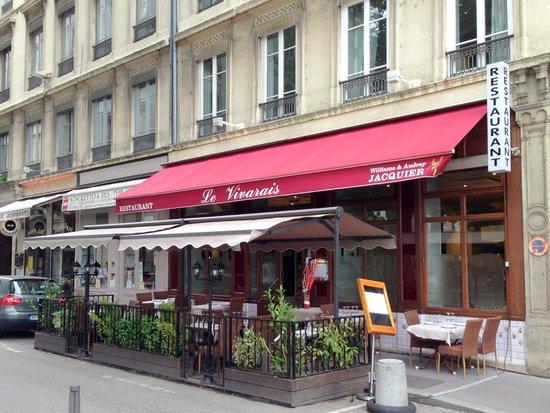 Le Vivarais Restaurant Lyon