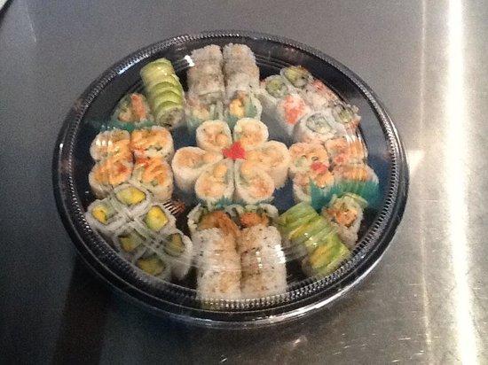 Taika & Sugarcreek Lounge: Party tray