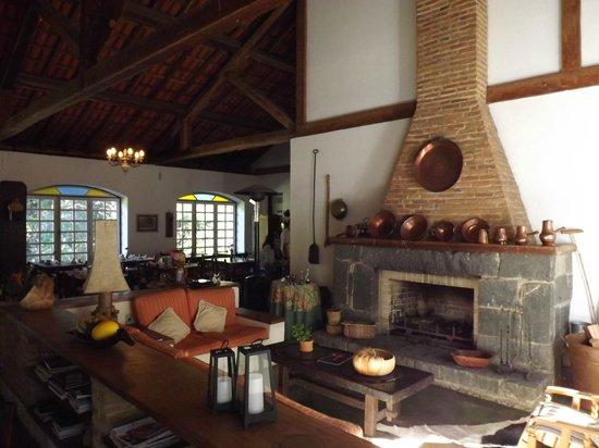 Hotel Fazenda Sao Francisco: sala de convivência