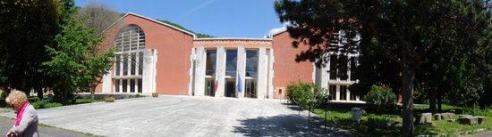 Museo delle Navi: Esterno del museo