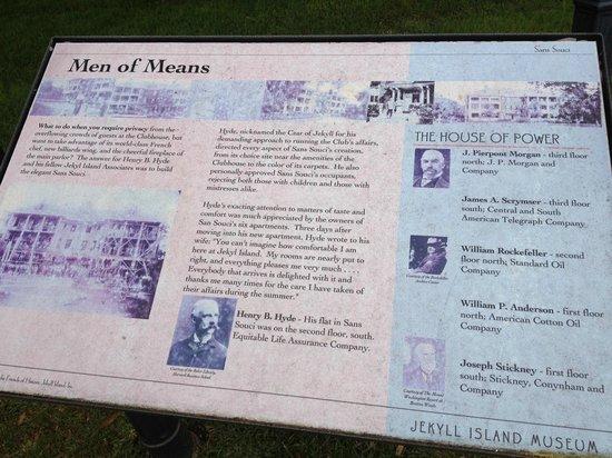 Jekyll Island Club Hotel: Story behind Sans Souci building