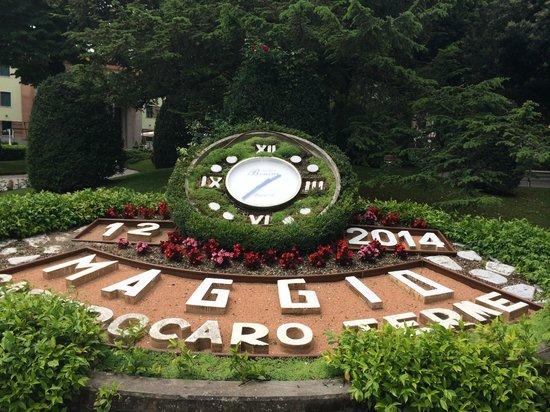 Grand Hotel & SPA : il parco