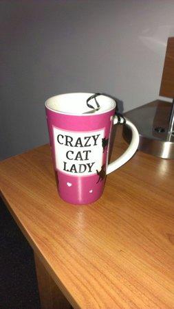 The Cat Gallery: Love this mug!