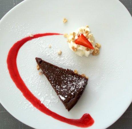 La Pacheline : mi-cuit au chocolat