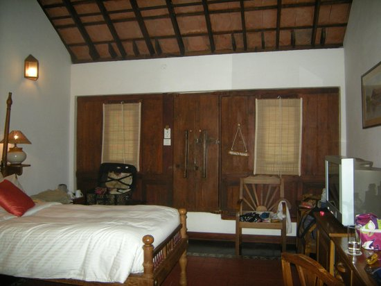 Punnamada Resort: Big Bedroom