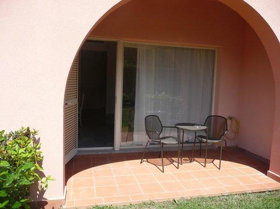 Hotel Del Golfo : esterno della camera