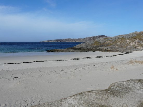 Achmelvich Beach: Just lovely