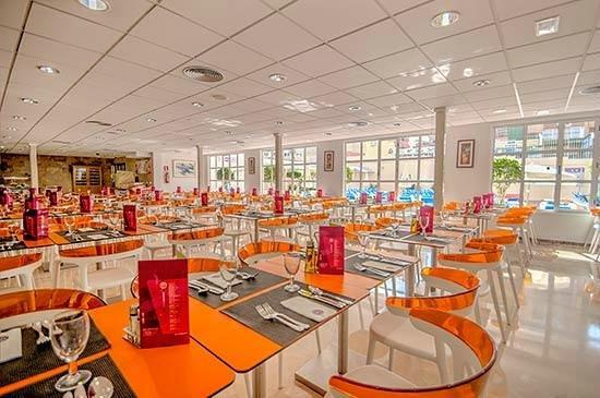 Servigroup Nereo: Restaurant