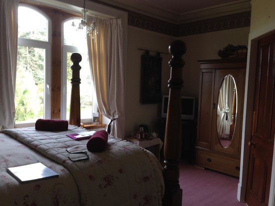 Rossmor Guest House: Bedroom