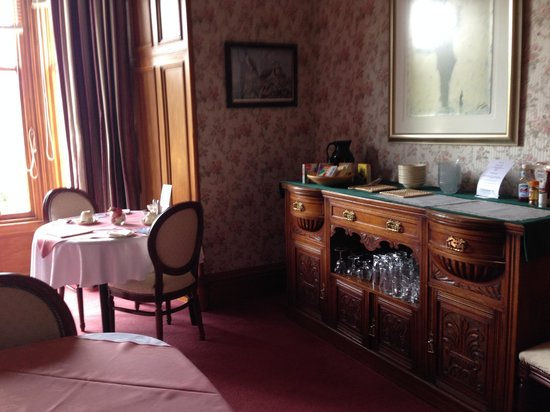 Rossmor Guest House: Dining area