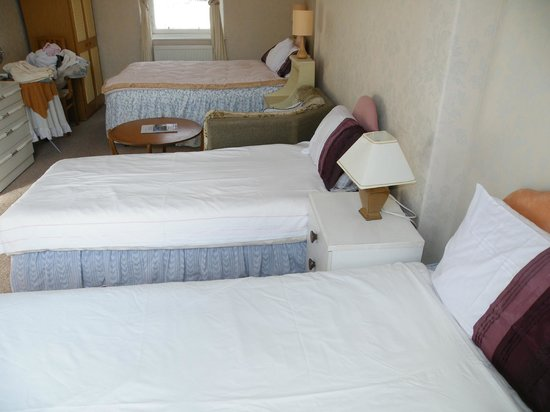 Judy Guest House: family room for 3 or 4 people