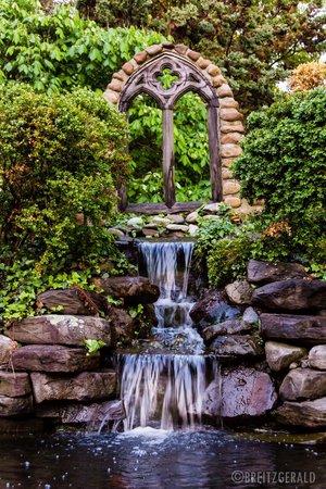 Hamanassett Bed & Breakfast: Fountain