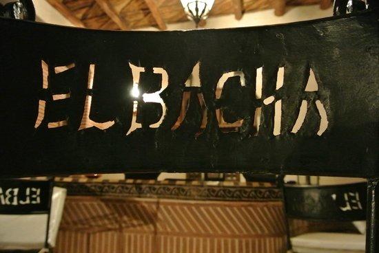 Riad Les Trois Palmiers El Bacha: ELBACHA
