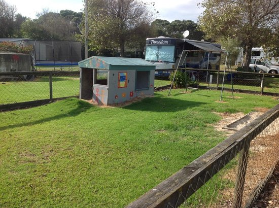 Baylys Beach Holiday Park : Children's Playground